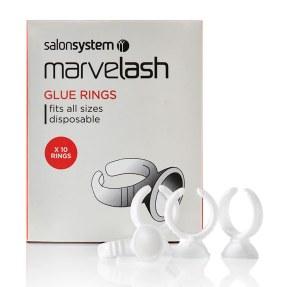 SS Marvellash Glue Ring 10pkDi