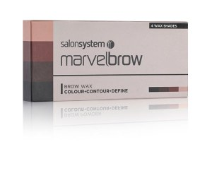 SS Marvelbrow Brow Wax Palette