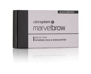SS Marvelbrow Brow Trio Blk/Br