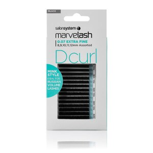 Marvellash DCurl XFine .07 Ass
