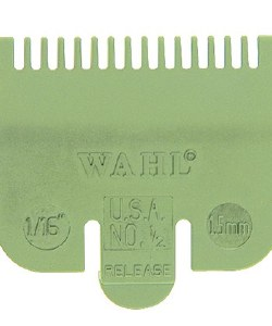 Wahl No. 1/2 Attach Plastic