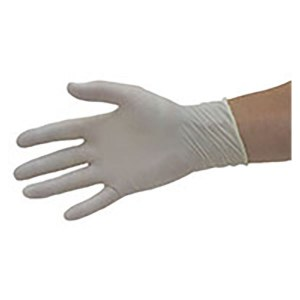 Agenda Gloves Latex L PF 100pk