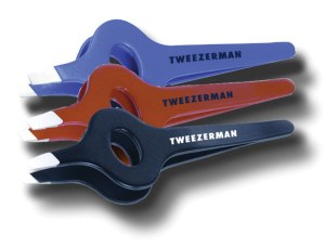 TMan Wide Grip Tweezer