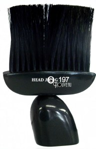 HT HJ 197 Neck Brush Black