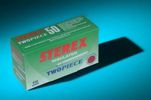 Sterex Insulated 2 Pce F4I 50p