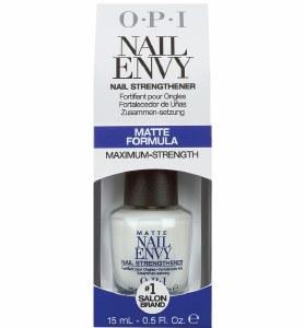 OPI Nail Envy - Matte