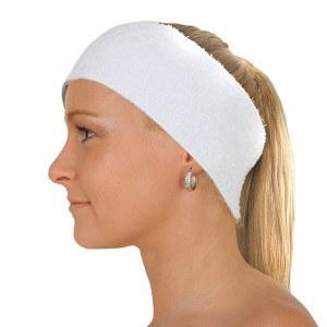 Deo Headband White 1pk