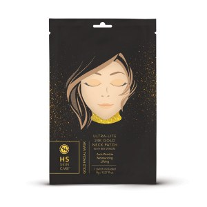 Happy Skin 24K Neck Mask