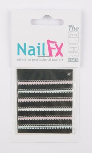 The Edge Nail Art Lace