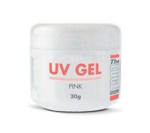 The Edge UV Gel Pink 30g