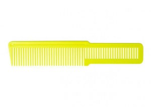 Wahl Barber Comb Large Yellow