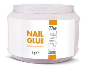 The Edge Nail Glue 3g Tub