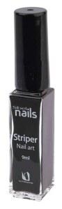 Sinelco Striper Nail Art Black