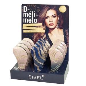 Sinelco D Meli Gold 18pc