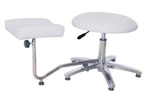 Sinelco Pedicure Seat W Foot