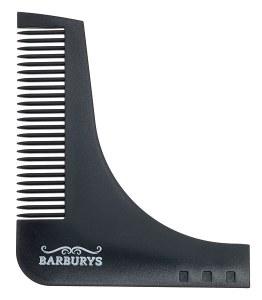 Sinelco Barburys Beard Comb