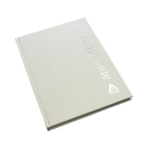Agenda App Book White 6 Ass