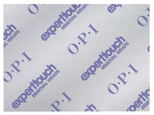 OPI Ex Touch Rem Wraps 20pk