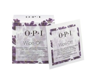 OPI Acetone Free Wipes 10pk