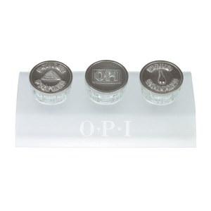 OPI Dappen Dish & Lids 3pk Cl