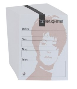 Agenda Appoint Cards AP2-Hair