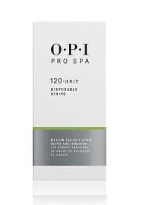 OPI ProSpa 120 Grit Disp Strip