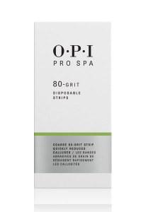 OPI ProSpa 80 Grit Disp Strip