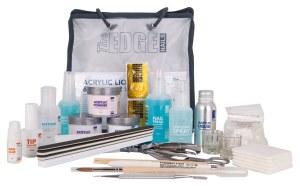 The Edge Acr Liq & Pow Kit