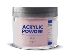 The Edge Acrylic Pow Pink 40g