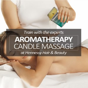 Course Aroma Candle Massage 20