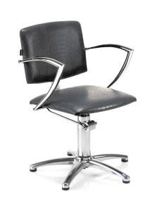 Rem Atlas Hydraulic Chair Blk
