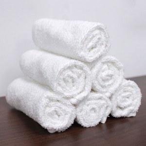 BC Comfy Face Cloth White