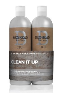 Tigi Men CleanUp Duo 750ml