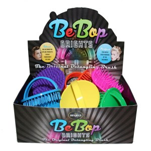Denman BeBop Brights 12pc