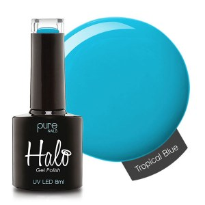 Halo Gel Tropical Blue 8ml