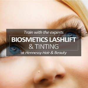 Course Biosmetics Lashlift 20