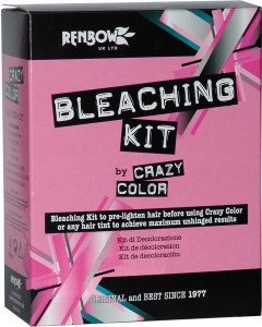 PBS Crazy Color Bleaching Kit