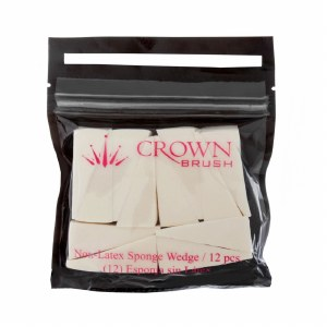 Crown Non-Latex Sponge 12pk Di