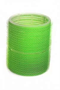 HT Velcro Rollers Large Green
