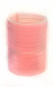 HT Velcro Rollers Large Pink