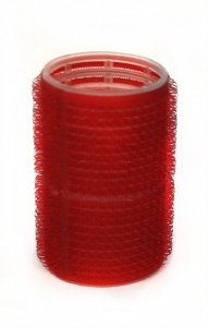 HT Velcro Rollers Large Red