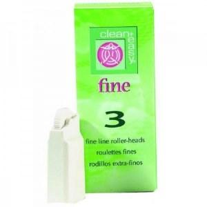 Hof C&E Fine Line Roller 3pk