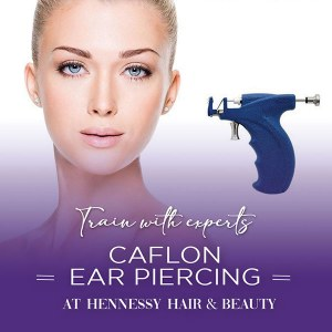 Course Caflon Ear Piercing 20