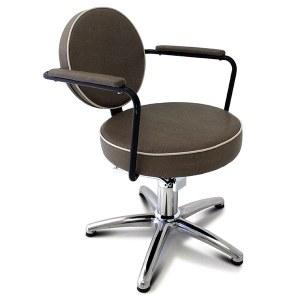 Rem Calypso Nero Hyd Chair Bla