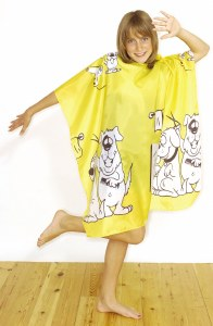 HT Doggy Gown Yellow