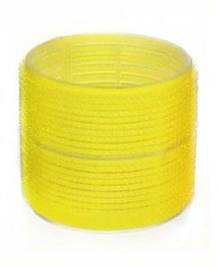 HT Velcro Rollers Jumbo Yellow