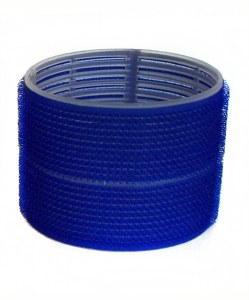 HT Velcro Rollers Jum Dk Blue