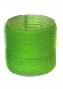 HT Velcro Rollers Jumbo Green