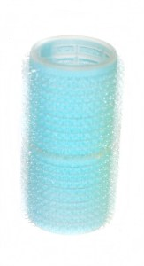 HT Velcro Rollers Light Blue