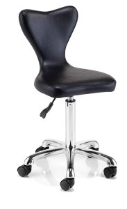 Rem Clover Stool Black